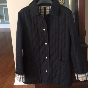 Authentic Burberry jacket